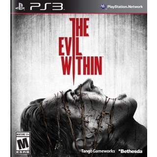PS3 - The Evil Within