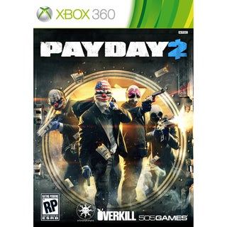 Xbox 360 - Payday 2