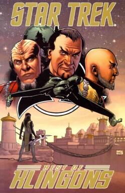 Star Trek 1-4: Best of Klingons (Paperback)