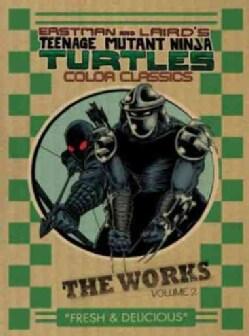 Teenage Mutant Ninja Turtles 2: The Works (Hardcover)