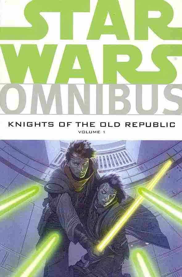 Star Wars Omnibus: Knights of the Old Republic 1 (Paperback)