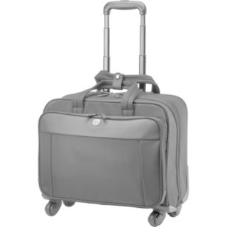 """HP Carrying Case (Roller) for 17.3"""" Notebook, Cable, File Folder, Sho"""