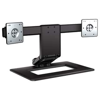 HP Adjustable Dual Monitor Stand|https://ak1.ostkcdn.com/images/products/7978189/P15347465.jpg?impolicy=medium