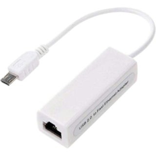 4XEM Micro USB to 10/100Mbps Ethernet Adapter