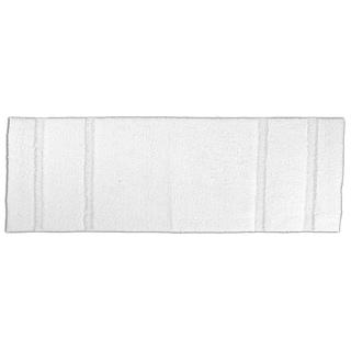 Somette Tranquility White Cloud 22 x 60 Bath Runner Rug