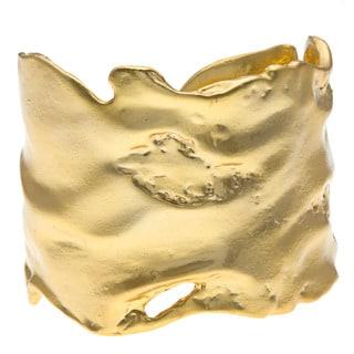 Kenneth Jay Lane Goldtone Bangle Bracelet