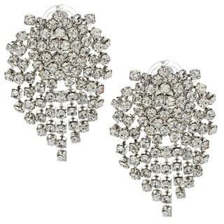 Kenneth Jay Lane CZ Earrings