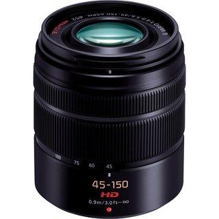 Panasonic Lumix G Vario 45mm-150mm f/4.0-5.6 ASPH Black Lens