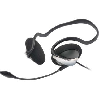 Gear Head Behind the Neck Headset w/ Noise Canceling Mic|https://ak1.ostkcdn.com/images/products/7980030/P15348985.jpg?impolicy=medium