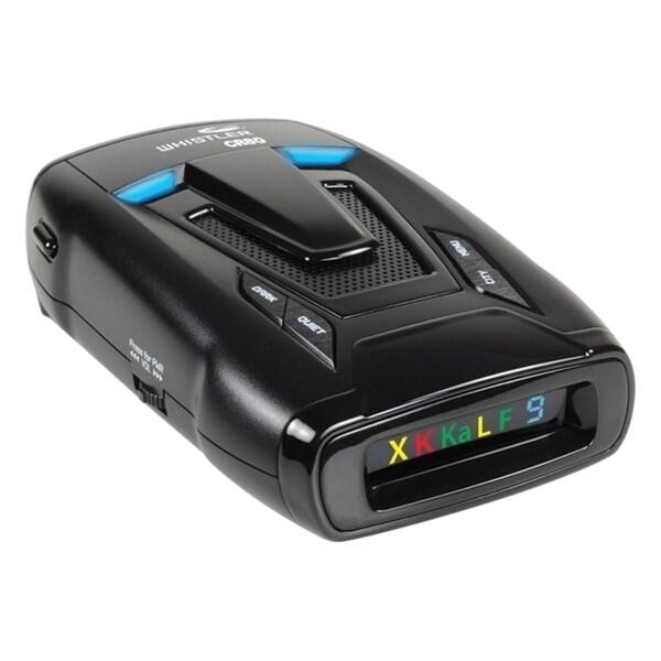 Whistler CR80 Laser Radar Detector