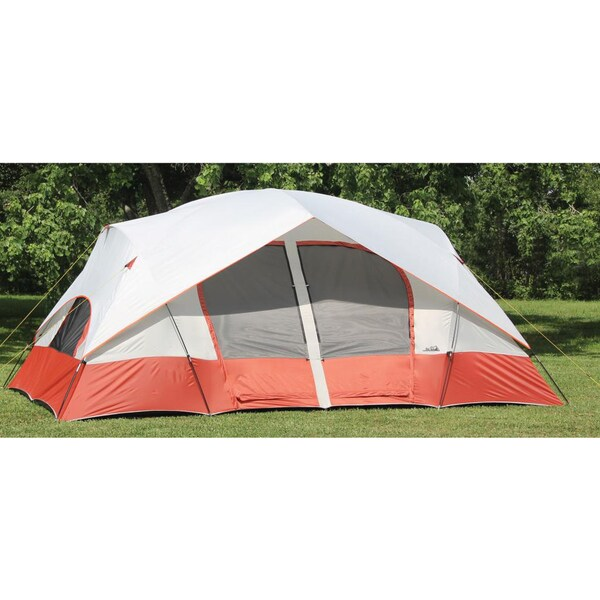Shop Texsport Bull Canyon 2 Room Sport Dome Tent