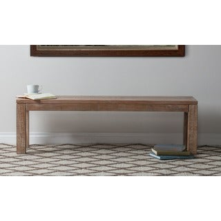Kosas Home Hamshire 60-inch Wood Bench