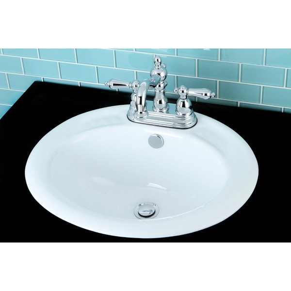 19 round bathroom sink shop surface mount 4 inch center bathroom sink 15262