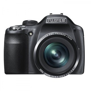 FujiFilm FinePix SL310 Bridge 14MP Black Digital Camera