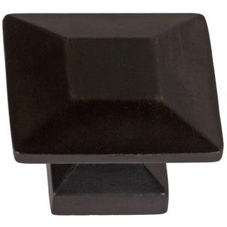 GlideRite 1.375-inch Square Cabinet Knobs (Case of 100)