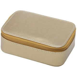 Premium Deluxe Beige Jewelry Boxes (Case of 36)