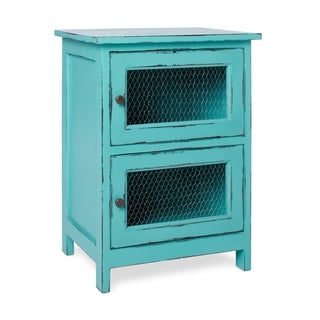 Kijang Turquoise Night Stand (Indonesia)