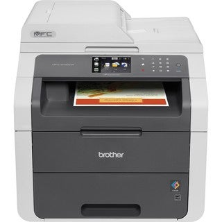 Brother MFC-9130CW LED Multifunction Printer - Color - Duplex