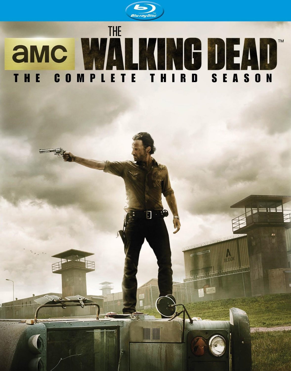 The Walking Dead Season 3 (Blu-ray Disc)