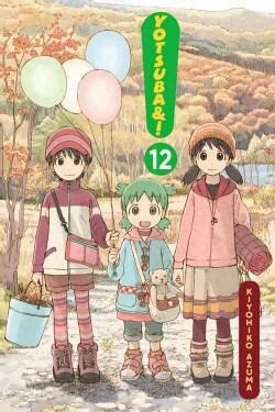 Yotsuba&! 12 (Paperback)