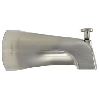 American Standard Satin Nickel 4 Inch Divereter Tub Spout