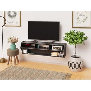 Broadway Altus Plus Black 58-inch Floating TV Stand|https://ak1.ostkcdn.com/images/products/7986250/P15354359.jpg?impolicy=medium