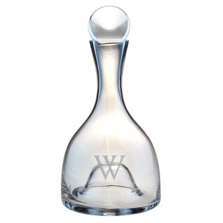 Personalized Lenox Aerating Wine Decanter