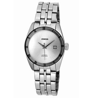 Jowissa Swiss Men's Monte Carlo Automatic Stainless Steel Date Watch