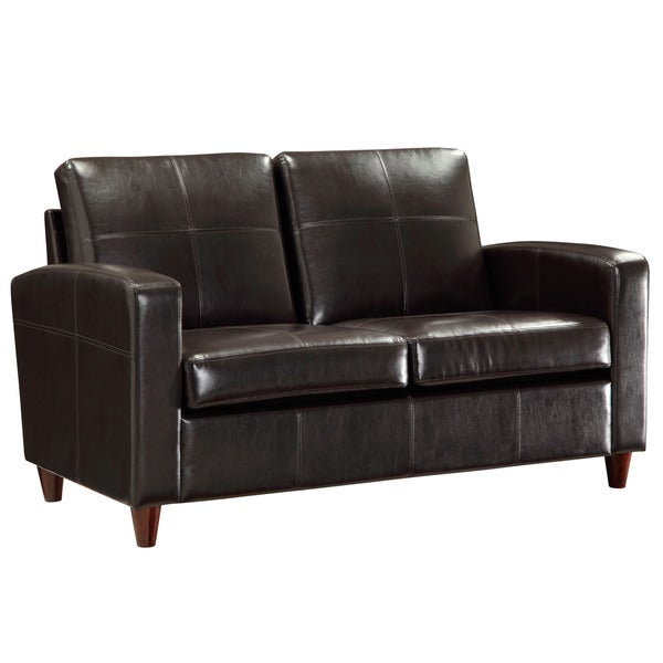 Beau Office Star Products Eco Leather Loveseat
