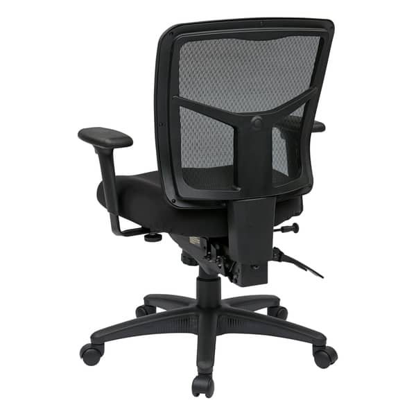 Swell Shop Pro Line Ii Progrid Black Breathable Fixed Back Office Ocoug Best Dining Table And Chair Ideas Images Ocougorg