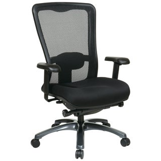 Ergonomic Office Chair Pro-Line II Breathable ProGrid High-back Ergonomic Office Chair