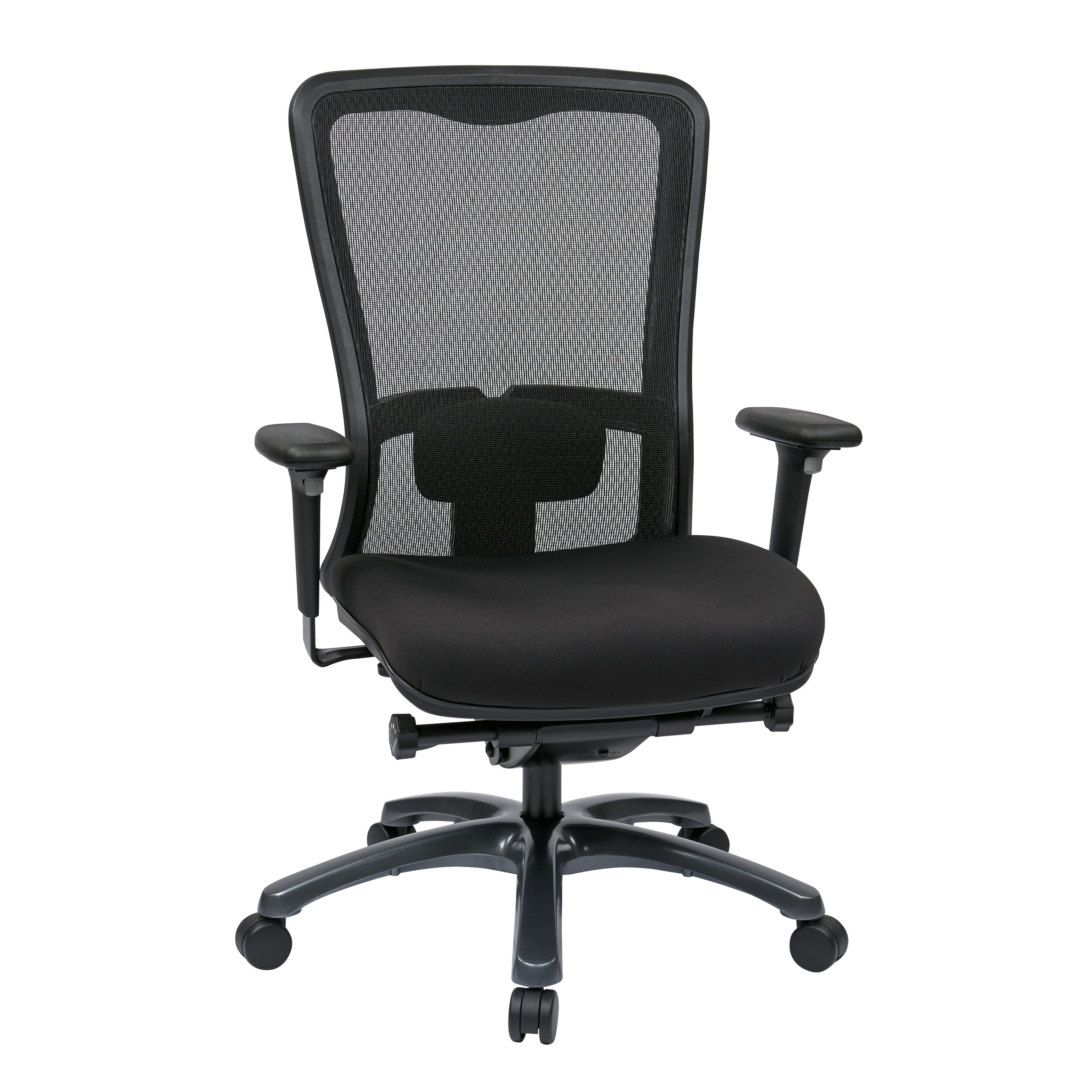 Pro Line Ii Breathable Progrid High Back Ergonomic Office Chair