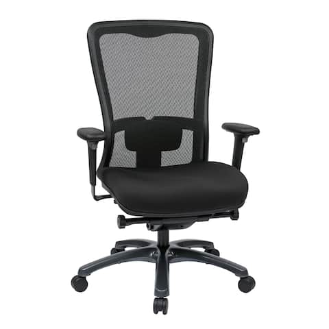 Pro-Line II Breathable ProGrid High-back Ergonomic Office Chair