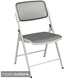 Marvelous Pro Line Ii Big Tall Armless Padded Folding Chair Set Of 2 Overstock Com Shopping The Best Deals On Office Chairs Download Free Architecture Designs Itiscsunscenecom