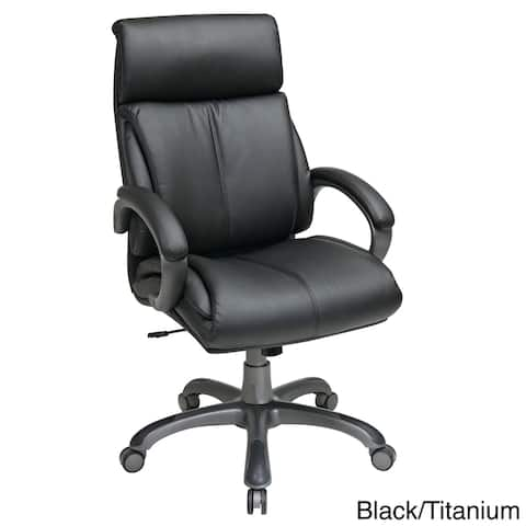 Executive Bonded Leather