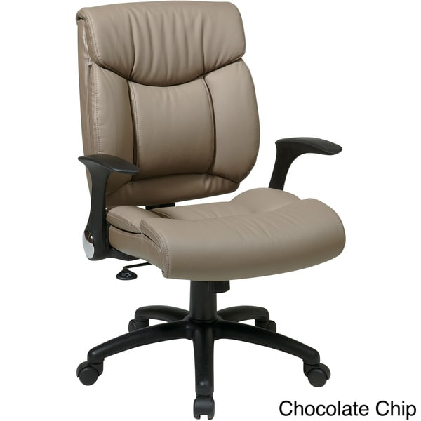 office star worksmart chair review. office star products \u0027work smart\u0027 faux leather seat and back manager\u0027s chair - free shipping today overstock.com 15354554 worksmart review