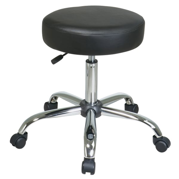 Office Star Products Work Smart Backless Drafting Stool