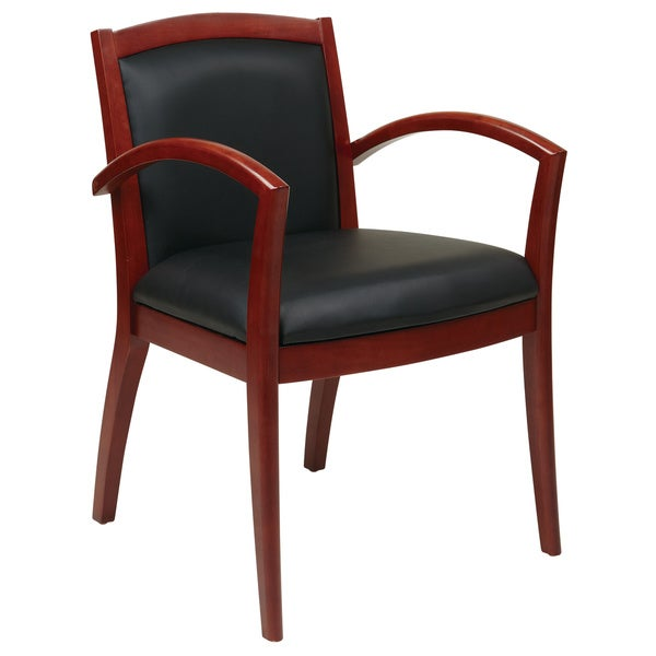 Eco Leather Napa Guest Chair