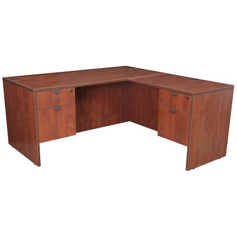"""Regency Legacy 71"""" Corner Desk"""