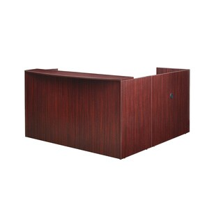 "Regency Legacy 71"" Reception Desk with Drawers"