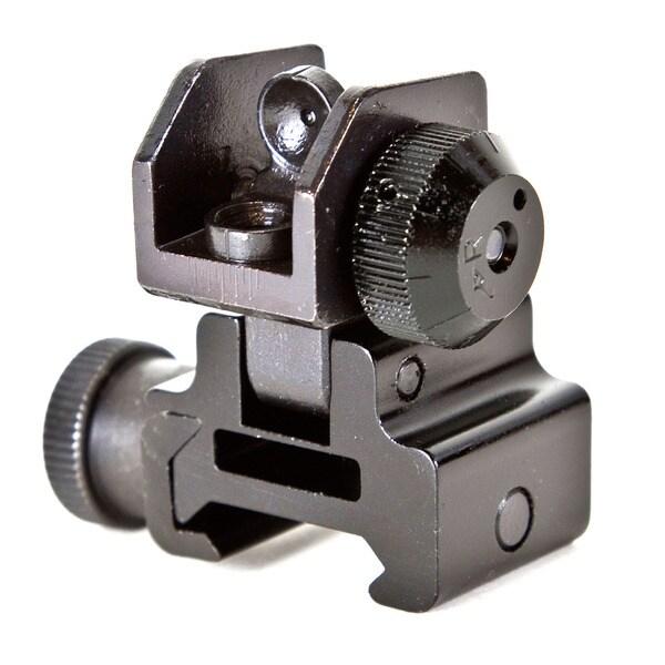 GMG AR15/M4 Rear Flip Up Sight