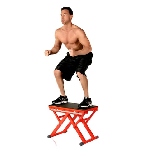 Stamina X Plyometric Box - Red