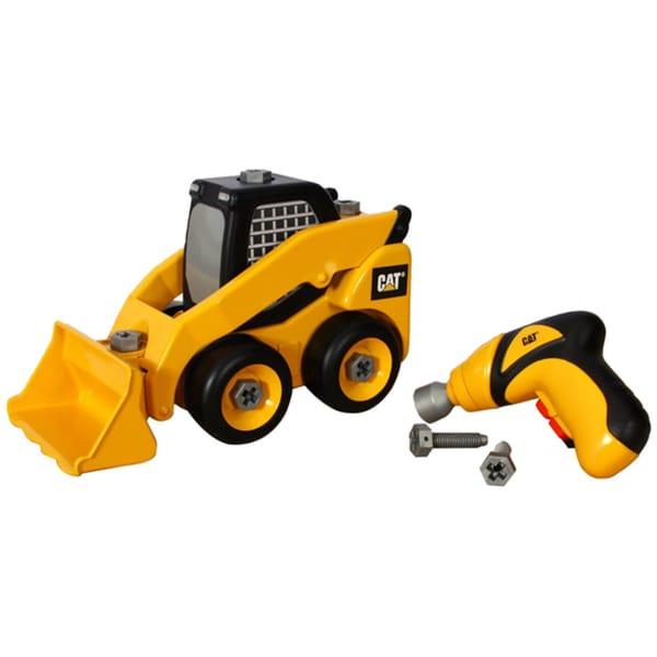 Caterpillar Construction Take-A-Part Skid Steer