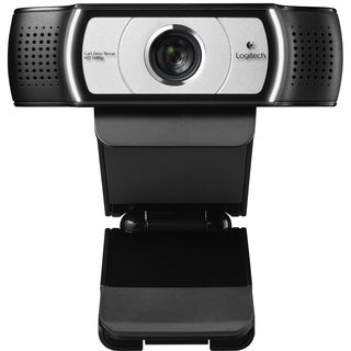 Logitech C930e Webcam - 30 fps - USB 2.0 - 1 Pack(s)