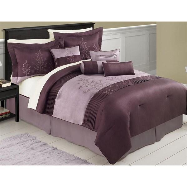 VCNY Mia 8-piece Comforter Set