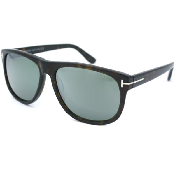 d0d39d00863 Shop Tom Ford Unisex TF236 TF0236  Olivier  52Q Sunglasses - Free ...