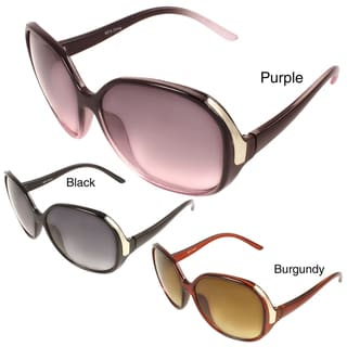 Apopo Eyewear Unisex Vintage Oval Fashion Sunglasses