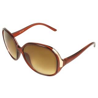 Apopo Eyewear Unisex Vintage Oval Fashion Sunglasses