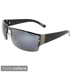 Apopo Eyewear Men's Rimless Sunglasses