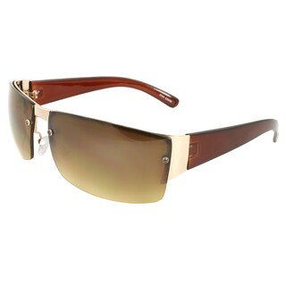 Apopo Eyewear Men's Rimless Sunglasses
